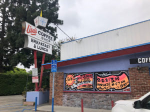 Lisa's Coffee Shop in Covina is big on breakfast — all-American style
